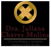 Dra. Juliana Chaves Molina - Clínica Médica e Geriatria
